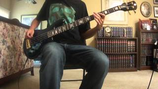 Karnivool - Mauseum Bass Cover