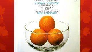 Prokofiev - Lieutenant Kije – Marriner/London Symphony Orchestra