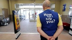 Senior Citizen Gets Job At Walmart Two Hours Later Fired For Unusual Reason