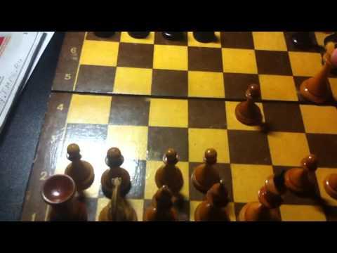 Два способа поставить шах и мат сопернику