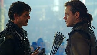 Archery Test Scene - The Great Wall (2017) Movie Clip HD