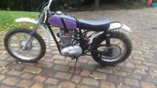 bsa b50mx 1972 for sale