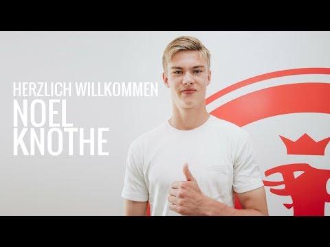 Herzlich willkommen, Noel Knothe!
