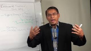 Video 169:Chapter 4:Holistic Human Behavior:Environmental Conditions & Goal Setting