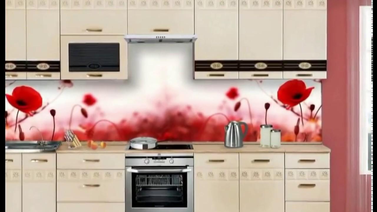 Крепление кухонных фартуков - YouTube