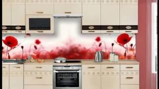 Скинали - кухонный фартук из стекла в Днепре TM Pavlin Art(Скинали или кухонный фартук из стекла TM Pavlin Art - это декоративная панель, заполняющая часть стены кухни от..., 2017-02-16T18:03:54.000Z)