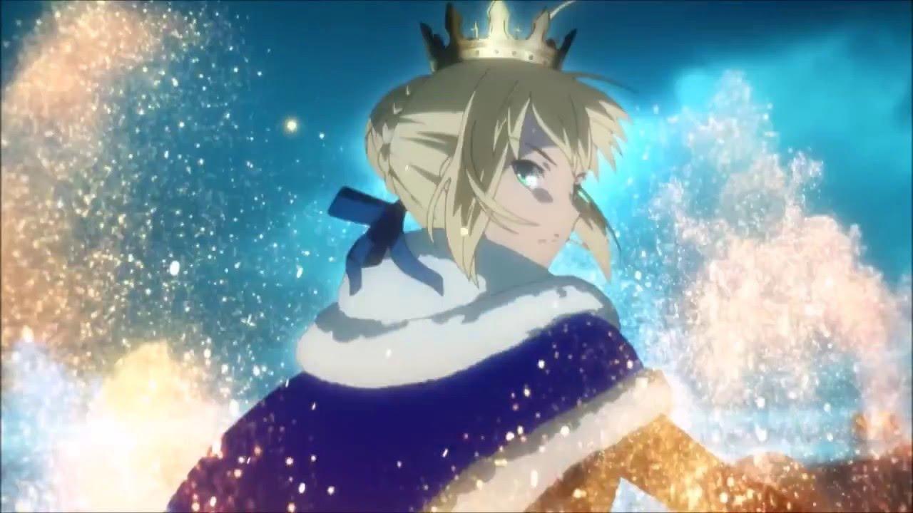 fate/grand order 王冠