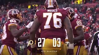 Sounds of the Game: Redskins vs. Broncos