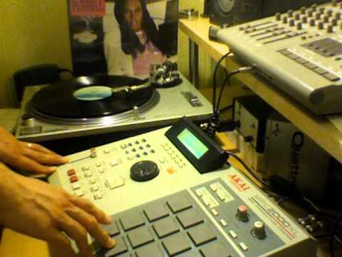 Brenda Russell Way Back When House Mix With Akai Mpc