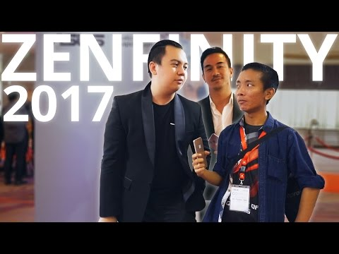 Panjat Sosial di Zenfinity 2017 ( ASUS Zenfone Live & Zenfone Zoom S Grand Launching )