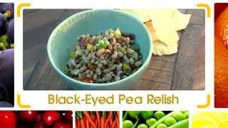 Black Eyed Pea Relish