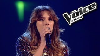 Viviana Colombo - Thinking Out Loud | The Voice of Italy 2016: Blind Audition