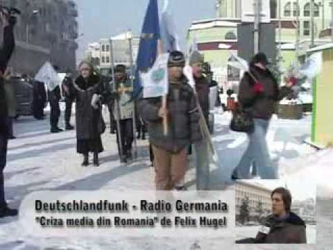 Germania discuta despre cazul Artpress.flv