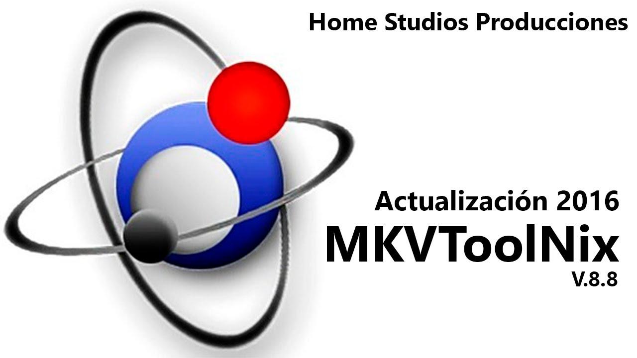 MKVToolNix 9.4.0 Terbaru 2017