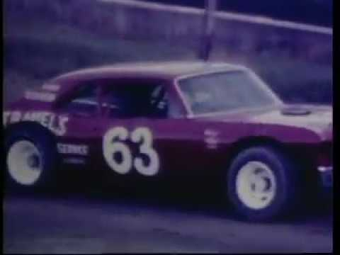 Bruce Olson Racing.  FALS.  Fairbury Speedway. 1974.  Part 1