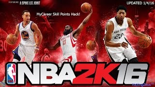 [UPDATED] NBA 2k16 - MyCareer Unlimited Skill Points Hack [HD]