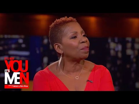 Why Relationship Expert Iyanla Vanzant Will Never Get Married Again | It's Not You, It's Men | OWN