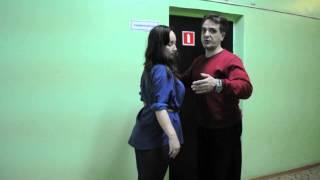 Видеоурок: мастер-класс по танго в Чебоксарах