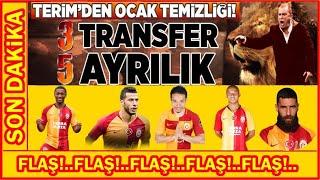 Galatasaray'da Dev Operasyon Başladı! I Resmen Açıklanıyor...