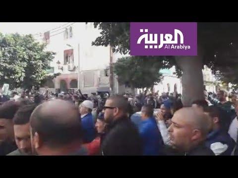 تظاهرات في العاصمة الجزائرية ضد ترشح بوتفليقة لولاية خامسة  - نشر قبل 7 ساعة
