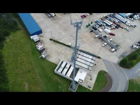 Arrington Engineering - Drone Survey: Tower 1