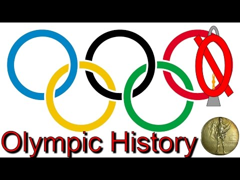 The historic importance of the Olympics