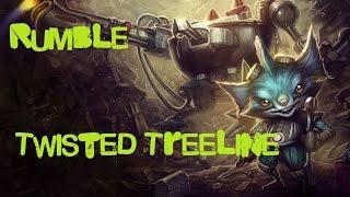 LoL : Twisted Treeline Rumble