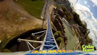 Top 10 Tallest Roller Coaster Drops in the World 2016