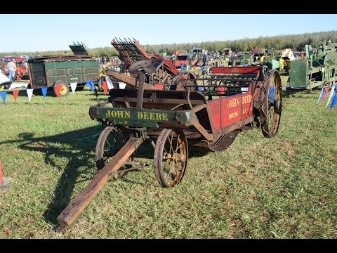 10/31/15 Verlan Heberer Auction - Implements - Belleville, Illinois