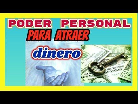 ►Poder personal. Para atraer el dinero.