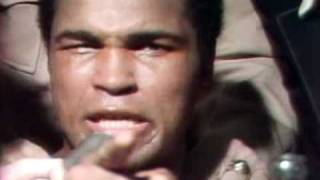 Muhammad Ali vs George Forman, Rumble in the Jungle (Post fight)