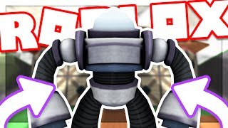 [EVENT] How to get the M3G4 BOT | ROBLOX Flood Escape