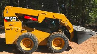 Safety Tips for Cat® Skid Steer Loaders, Multi Terrain Loaders and Compact Track Loaders
