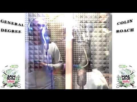 GENERAL DEGREE & COLIN ROACH dubplate {Jah Works Sound} @ dainjamentalz u$a 4