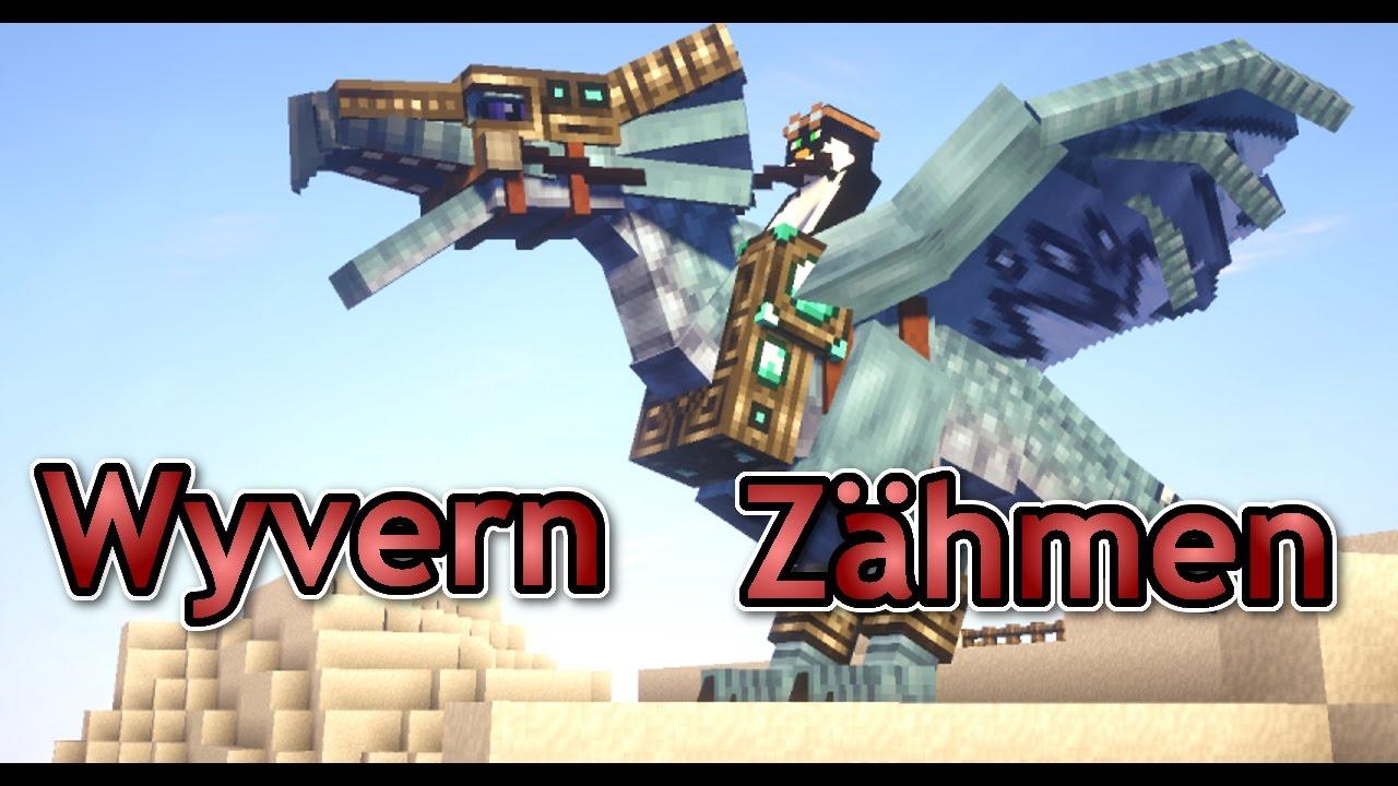 Minecraft Drachen Reiten