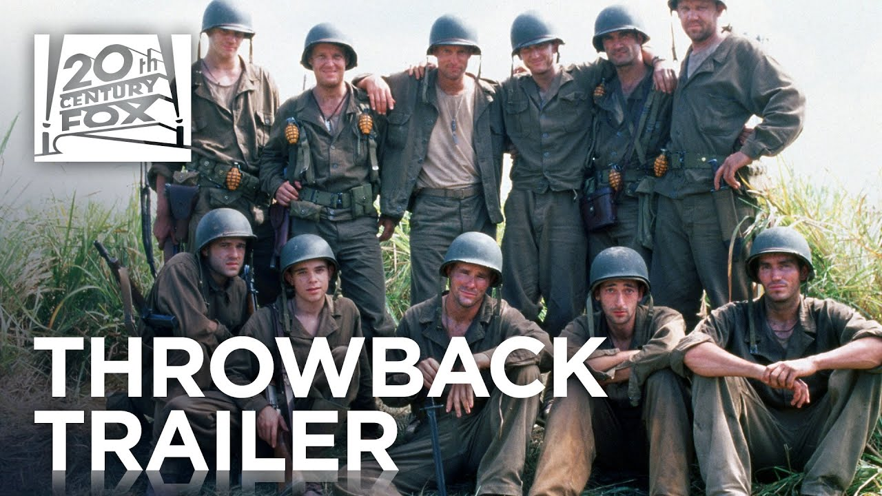 the thin red line tbt trailer 20th century fox youtube