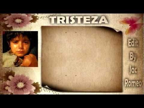 Poema Tristeza.