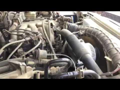 1998 ford ranger running v6 motor engine for sale youtube. Black Bedroom Furniture Sets. Home Design Ideas