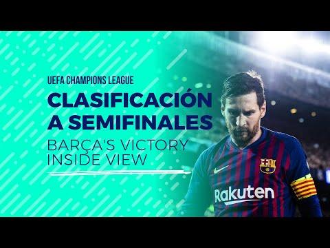 Con un doblete de Messi, el Barcelona derrotó al Manchester United