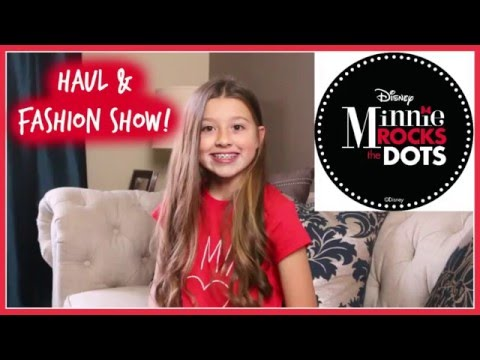 GIRLS CLOTHING HAUL & FASHION RUNWAY SHOW!