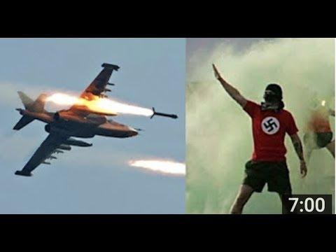 Атака Кирилловки самолетом ВСУ