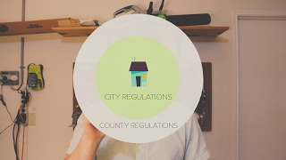 Building Codes, City Permits, & Restrictions Oh My!!