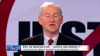 """Eric de MONTGOLFIER : """"Sarkozy m"""
