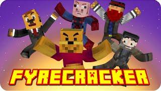 TELEPORTS ENTRE PALAZOS! | Minecraft Fyrecracker - Exo, Sarinha, Gona, Macundra y Luh