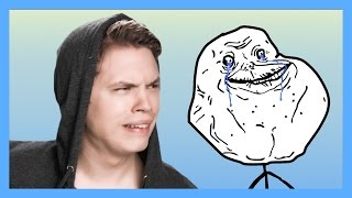 FOREVER ALONE (Song) - Comment Songs #3