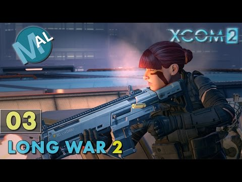 LONG WAR 2 | TECHNICAL CLASS IN ACTION! PART 3 - [VIP EXTRACTION] OPERATION  FURIOUS PYRE