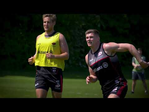 In Focus | Owen Farrell