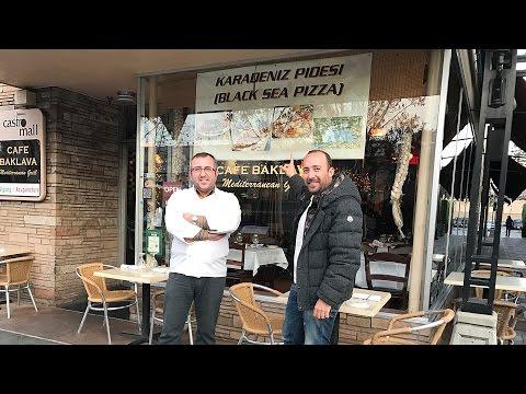 Silikon Vadisinde Gerçek Karadeniz Pidesi: Cafe Baklava