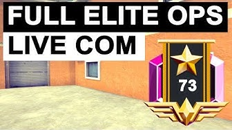 Full Live Com Elite Ops - Critical Ops Ranked