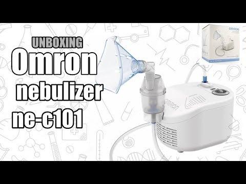 Omron nebulizer ne-c101 review